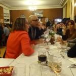 Les coulisses : le repas des artistes