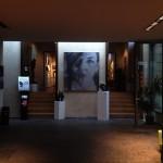 Vue du salon 2014 : l'entrée