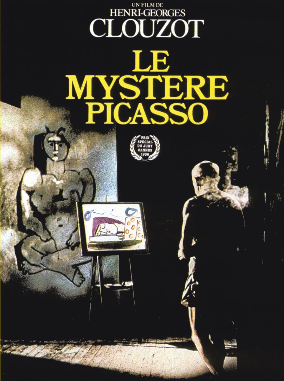 Mystere Picasso - affiche web