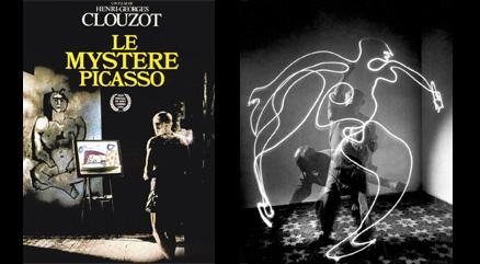 Projection : le Mystère Picasso