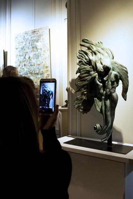 Vernissage  - photo : eiphotographies-com