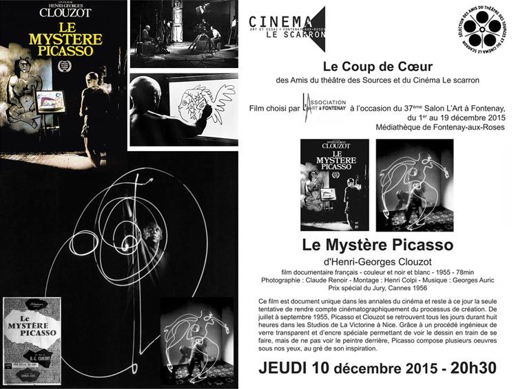 Film : Le Mystère Picasso