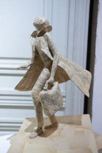 """Prix Marie Nodier : Ellie DROUILLEAU, """"Le Voyageur"""""""